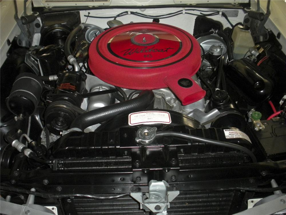1963 BUICK RIVIERA COUPE - Engine - 96423