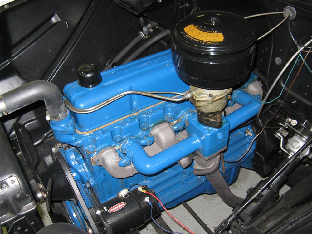 1956 CHEVROLET 3100 PICKUP - Engine - 96440