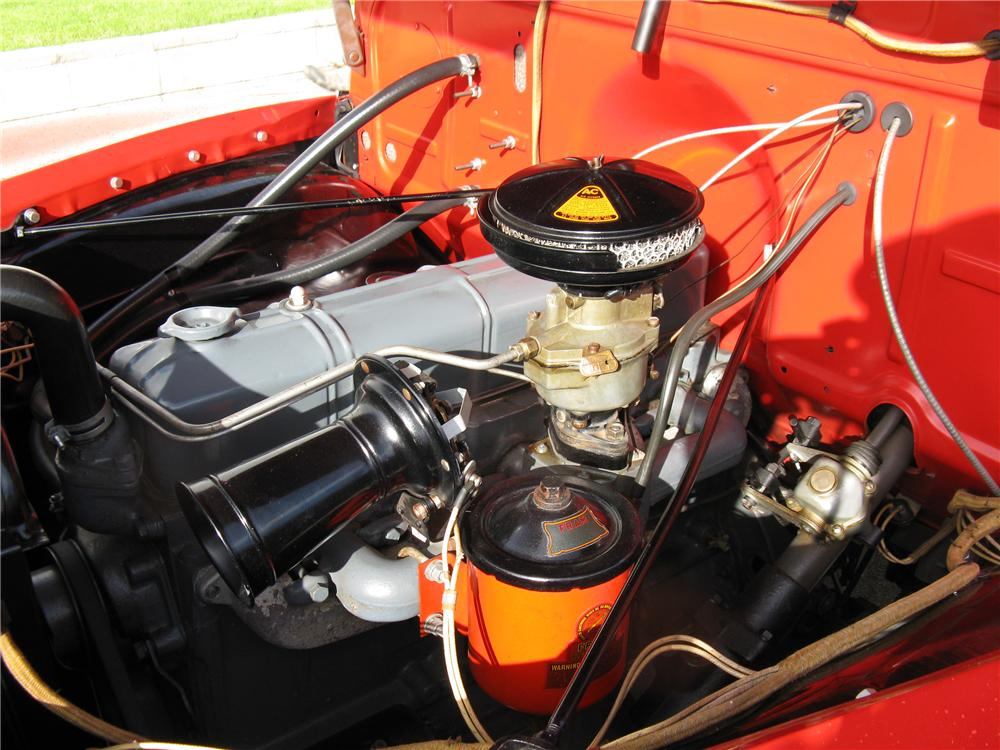 1952 CHEVROLET 3100 PICKUP - Engine - 96444
