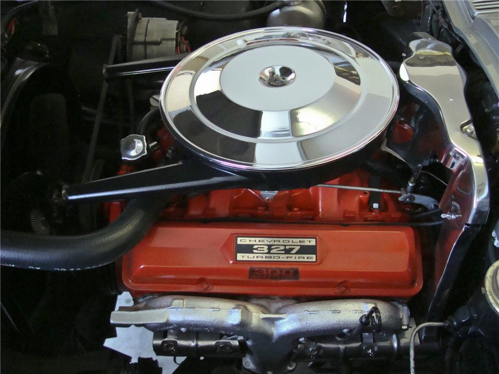 1965 CHEVROLET CORVETTE COUPE - Engine - 96447
