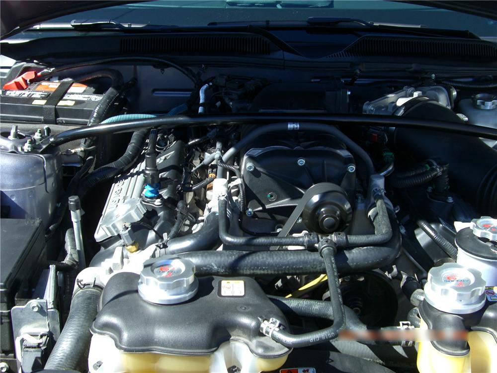 2007 FORD SHELBY GT500 2 DOOR COUPE - Engine - 96491