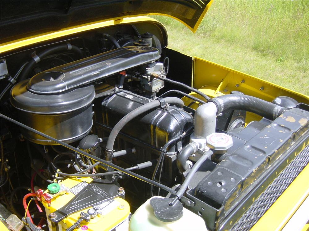 1967 TOYOTA LAND CRUISER CUSTOM TRUCK - Engine - 96494