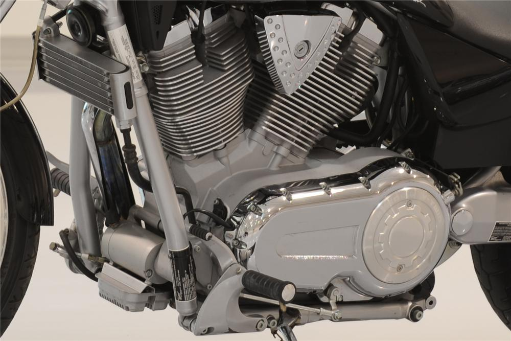 2003 VICO CUSTOM MOTORCYCLE - Engine - 96500