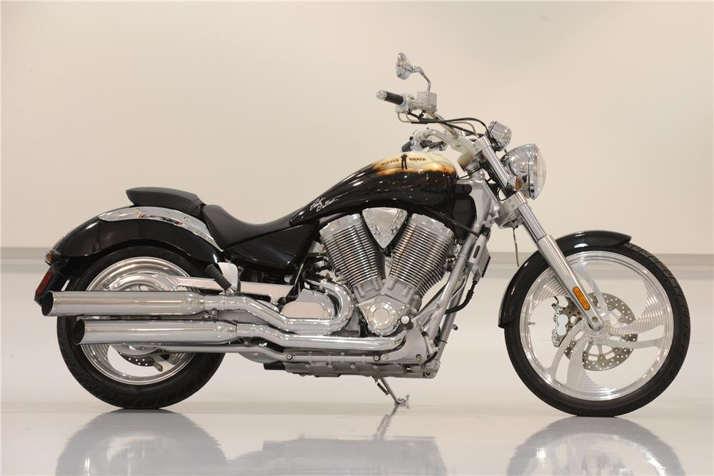 2003 VICO CUSTOM MOTORCYCLE - Side Profile - 96500