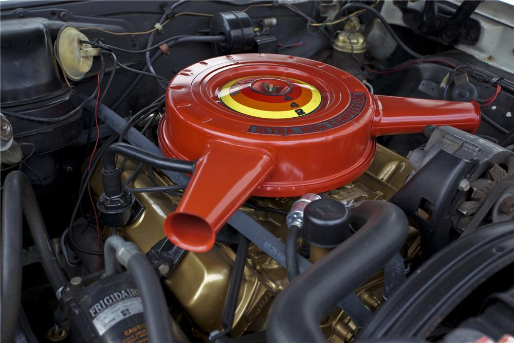 1964 OLDSMOBILE 442 COUPE - Engine - 96523
