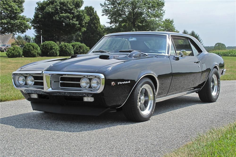 1967 pontiac firebird coupe 96529. Black Bedroom Furniture Sets. Home Design Ideas
