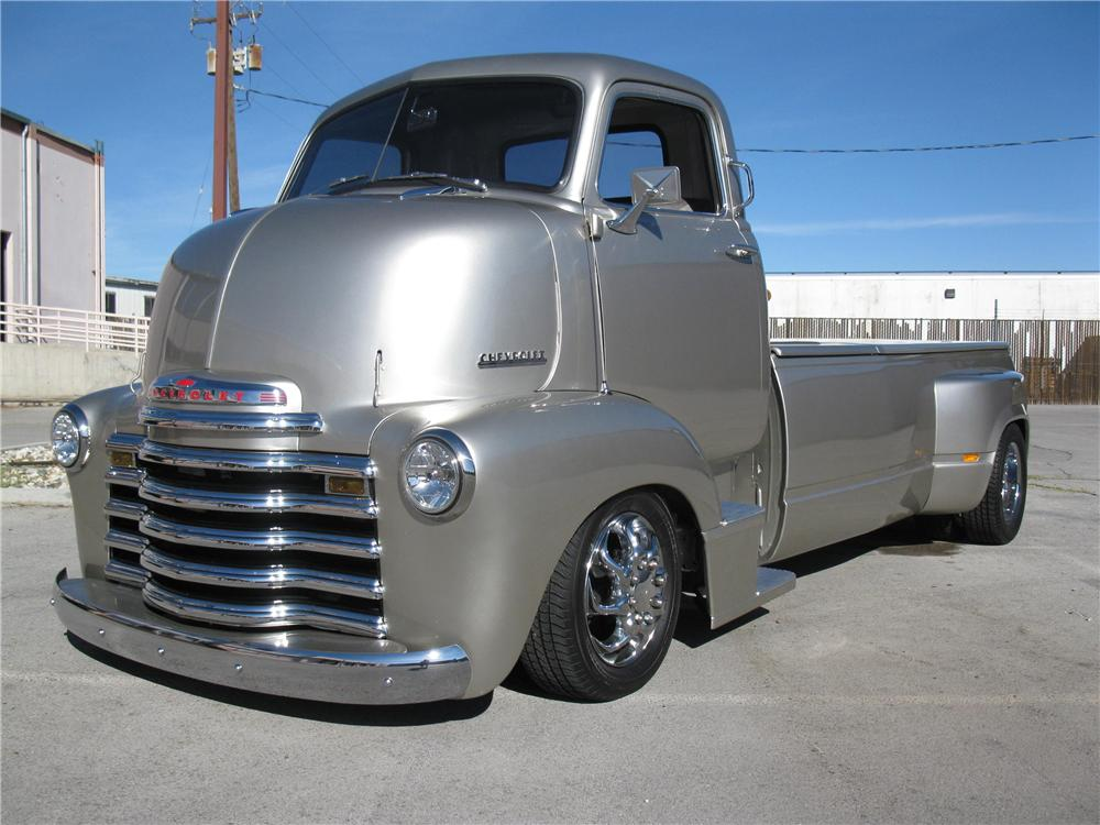 1948 CHEVROLET COE CUSTOM PICKUP96530