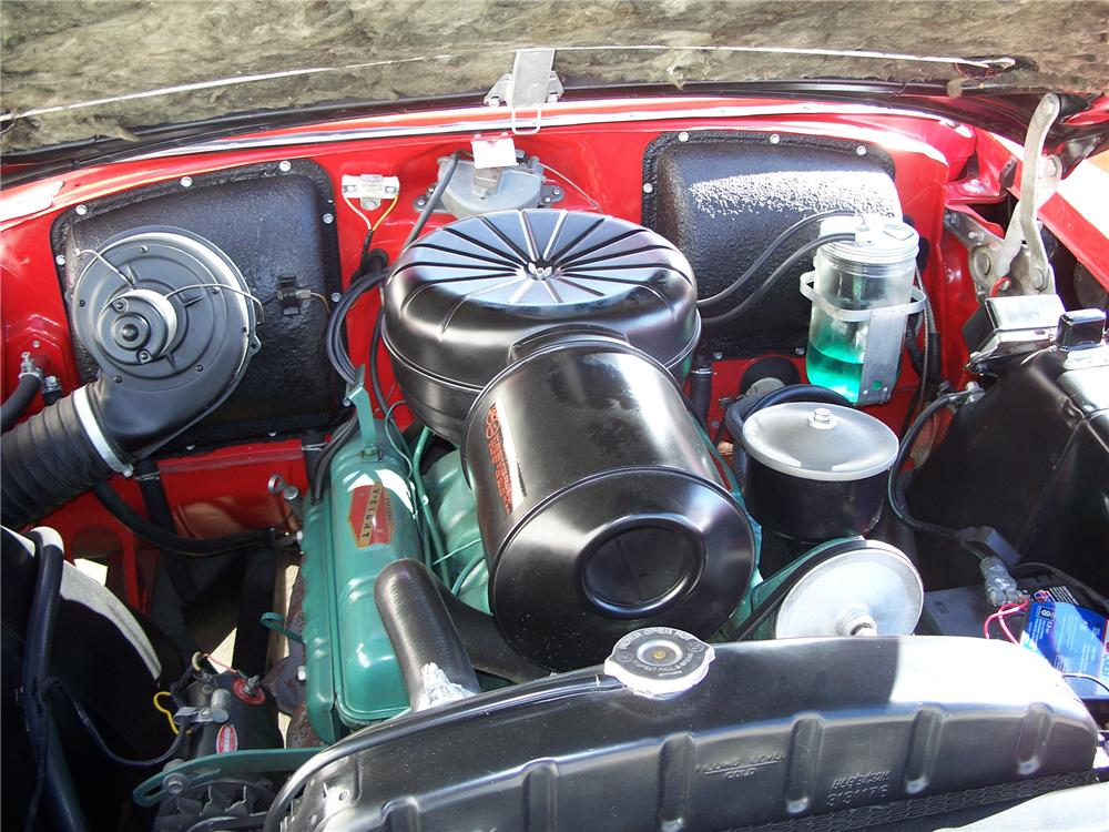 1955 BUICK SPECIAL CONVERTIBLE - Engine - 96557