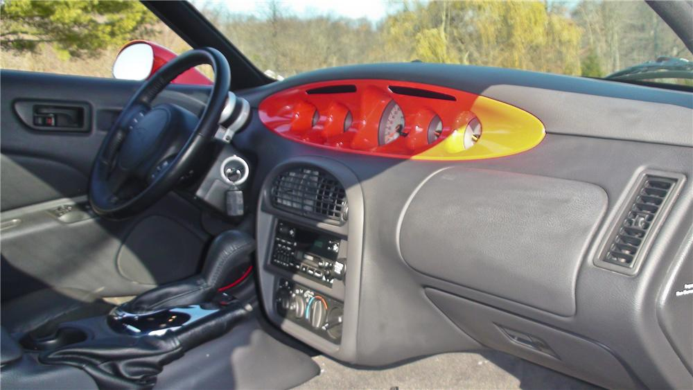 1999 PLYMOUTH PROWLER 2 DOOR COUPE - Interior - 96603