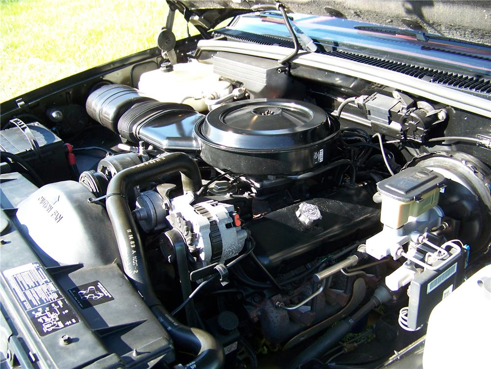 1990 CHEVROLET 454SS PICKUP - Engine - 96667