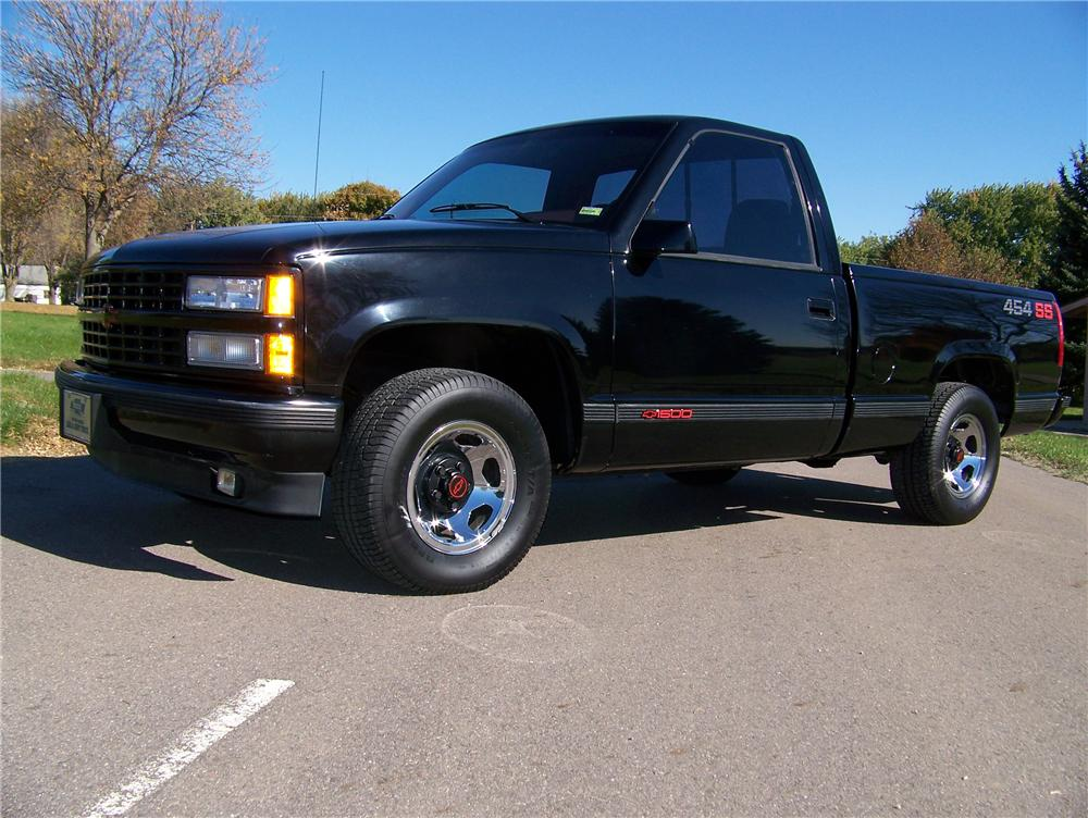 chevy trucks 1990s - photo #14