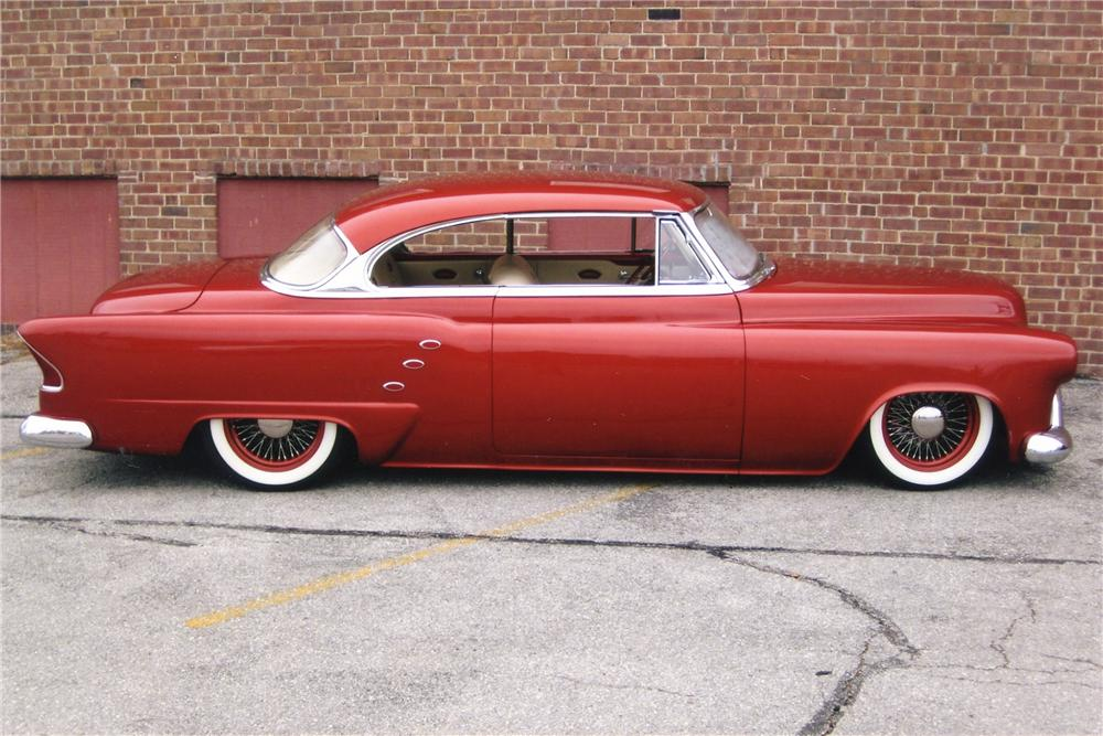 1953 OLDSMOBILE 88 CUSTOM 2 DOOR HARDTOP - Interior - 96714