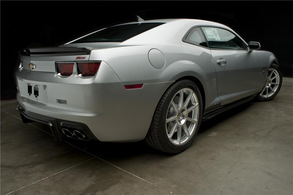 2010 chevrolet camaro ss callaway hendrick edition 96760. Black Bedroom Furniture Sets. Home Design Ideas