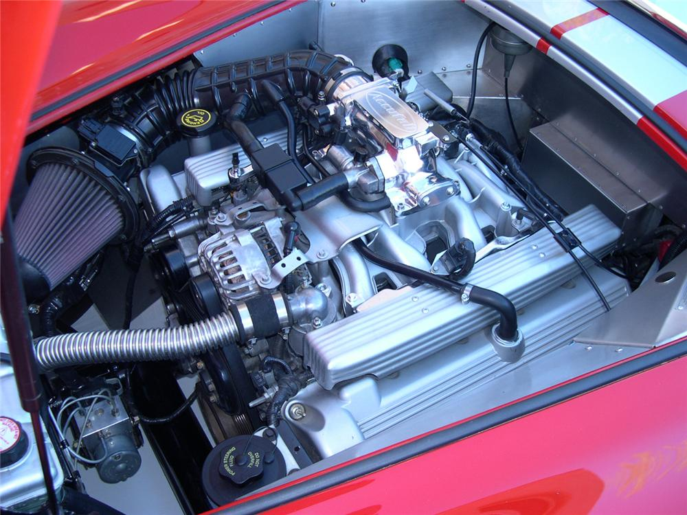 1965 FACTORY FIVE SHELBY COBRA RE-CREATION ROADSTER - Engine - 96794