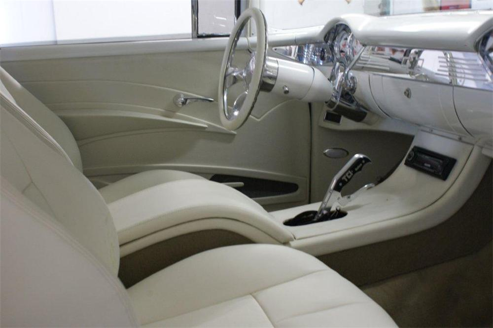 1955 CHEVROLET BEL AIR CUSTOM SEDAN - Interior - 96815