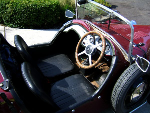 1979 CITROEN ROADSTER - Interior - 96816