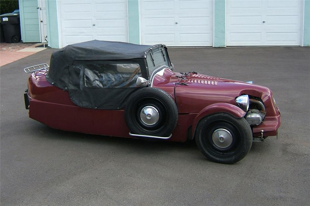1979 CITROEN ROADSTER - Side Profile - 96816