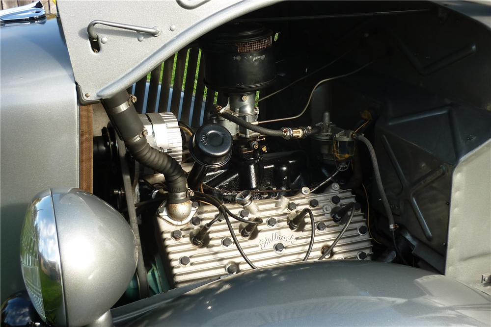 1936 FORD 1/2 TON PICKUP - Engine - 96833