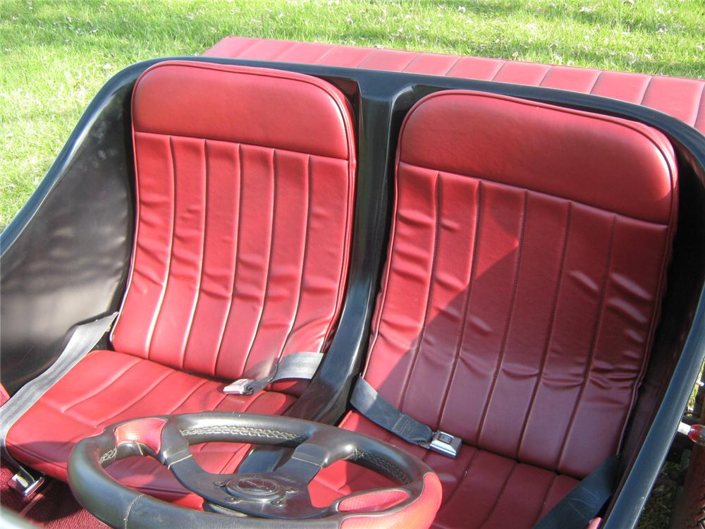 1927 CHEVROLET CUSTOM T-BUCKET ROADSTER - Interior - 96859