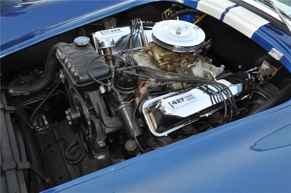1966 SHELBY COBRA RE-CREATION ROADSTER - Engine - 96888