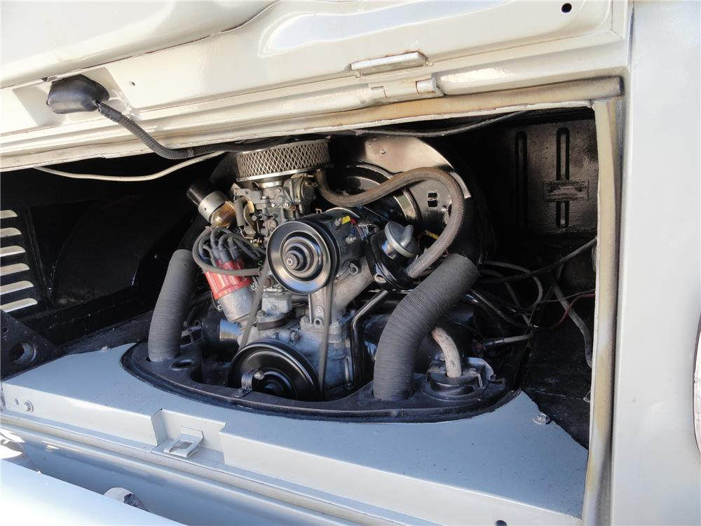1962 VOLKSWAGEN DOUBLE CAB PICKUP - Engine - 96898