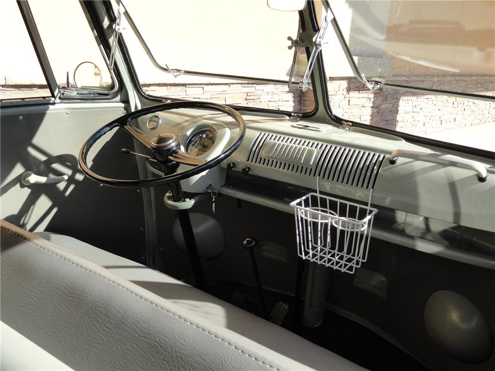 1962 VOLKSWAGEN DOUBLE CAB PICKUP - Interior - 96898