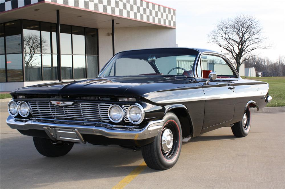 1961 chevy impala 2 door hardtop complete interior 1961 chevrolet impala custom 2 door hardtop 96908