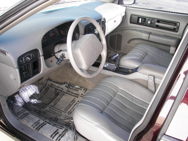 1996 CHEVROLET IMPALA SS 4 DOOR SEDAN - Interior - 96933