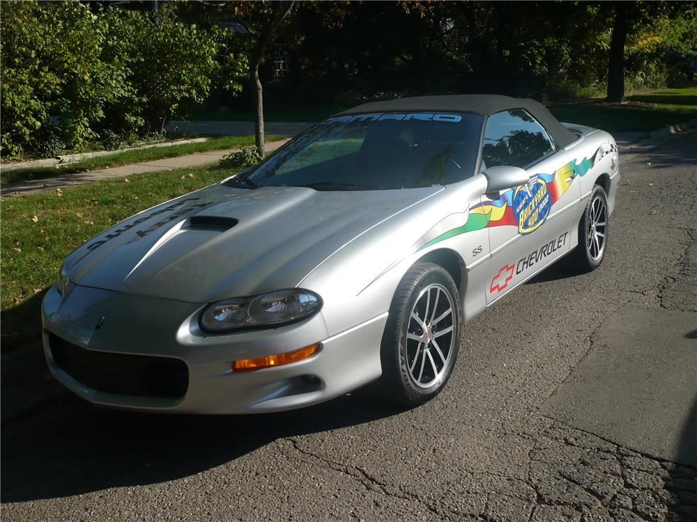 Chevy Camaro Pace Car For Sale