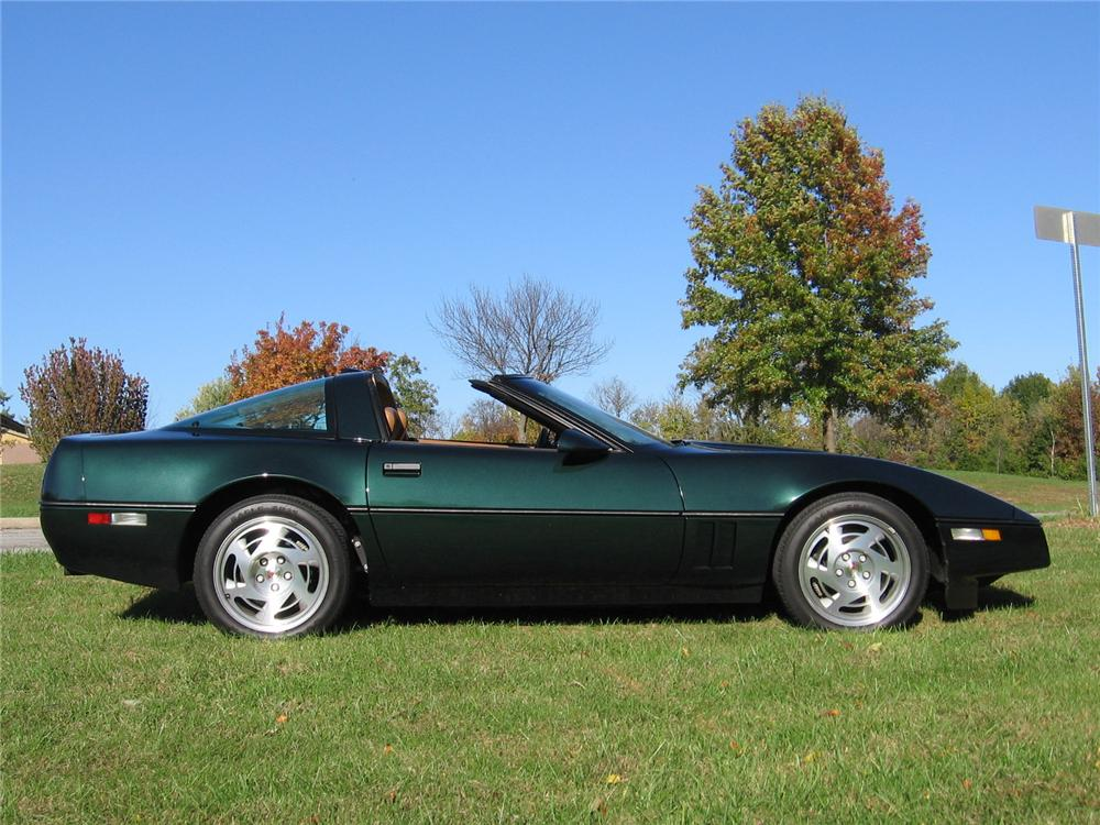 1990 CHEVROLET CORVETTE ZR1 COUPE - 96967
