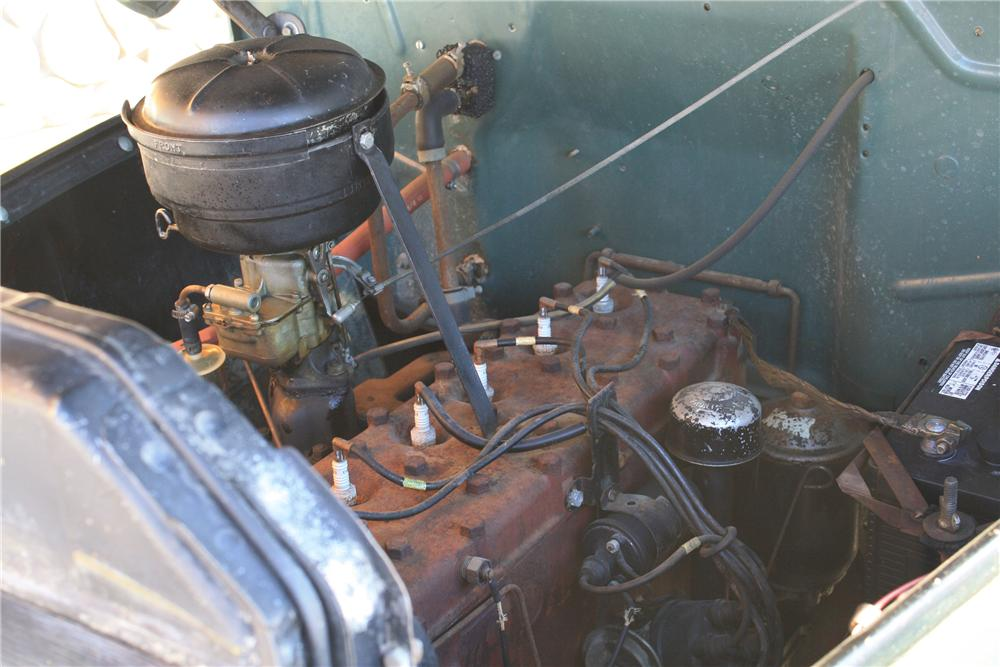 1949 FORD F-1 PICKUP - Engine - 96977