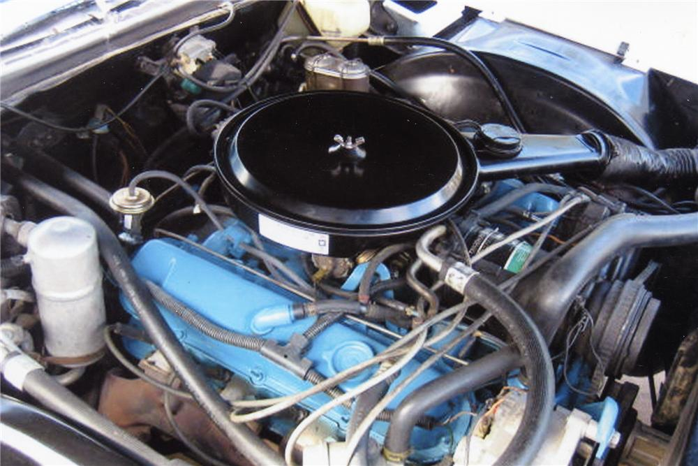 1978 CADILLAC ELDORADO PICKUP - Engine - 96980