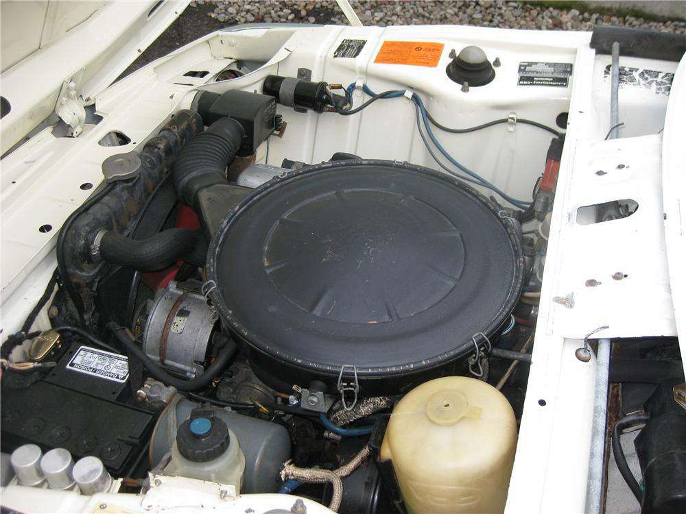 1975 BMW 2002 2 DOOR COUPE - Engine - 96994