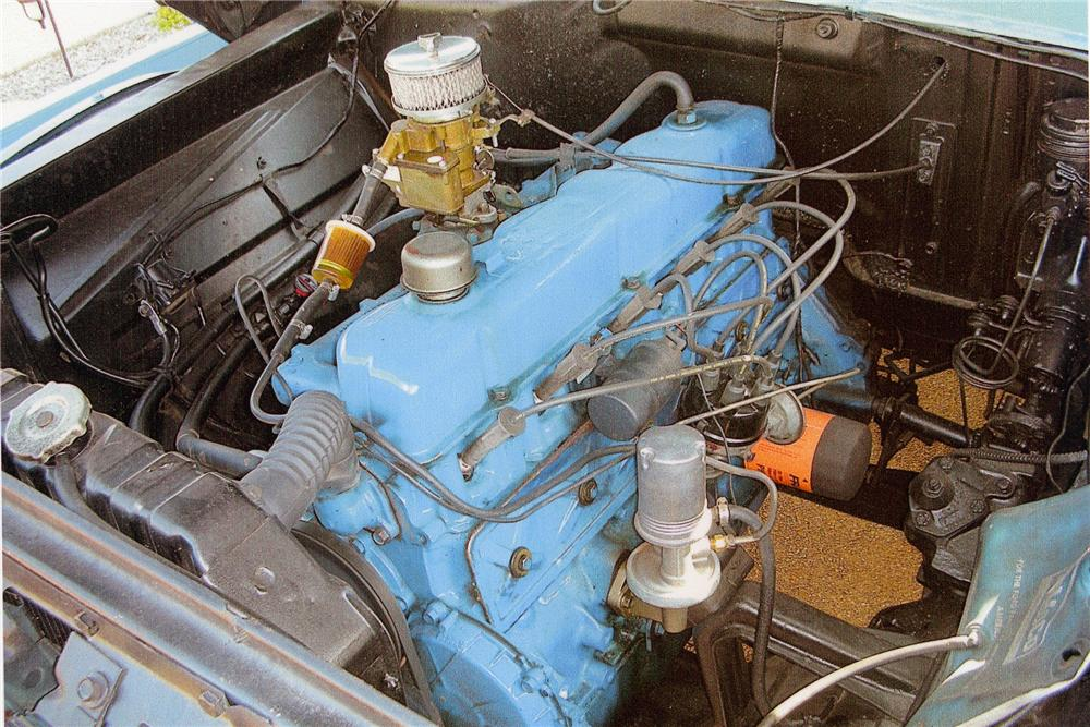 1966 FORD F-100 PICKUP - Engine - 96999