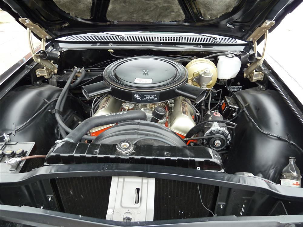 1962 CHEVROLET IMPALA SS CONVERTIBLE - Engine - 97032
