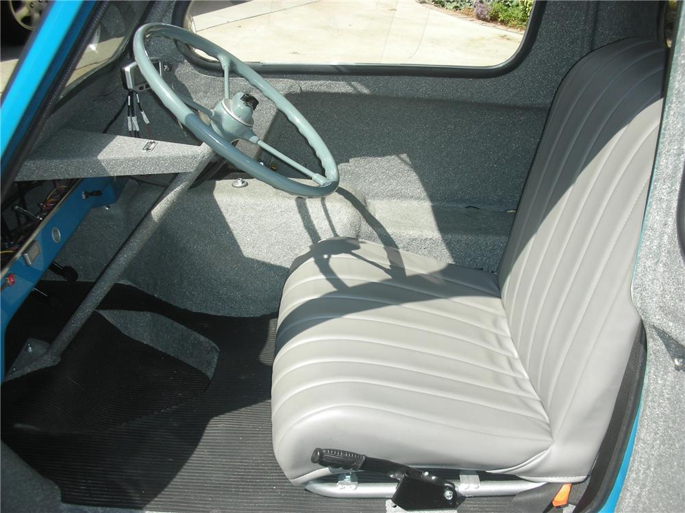 1963 PEEL P50 REPLICA - Interior - 97055