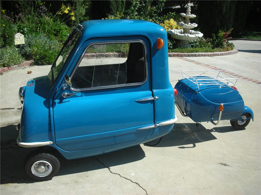 1963 PEEL P50 REPLICA - Side Profile - 97055