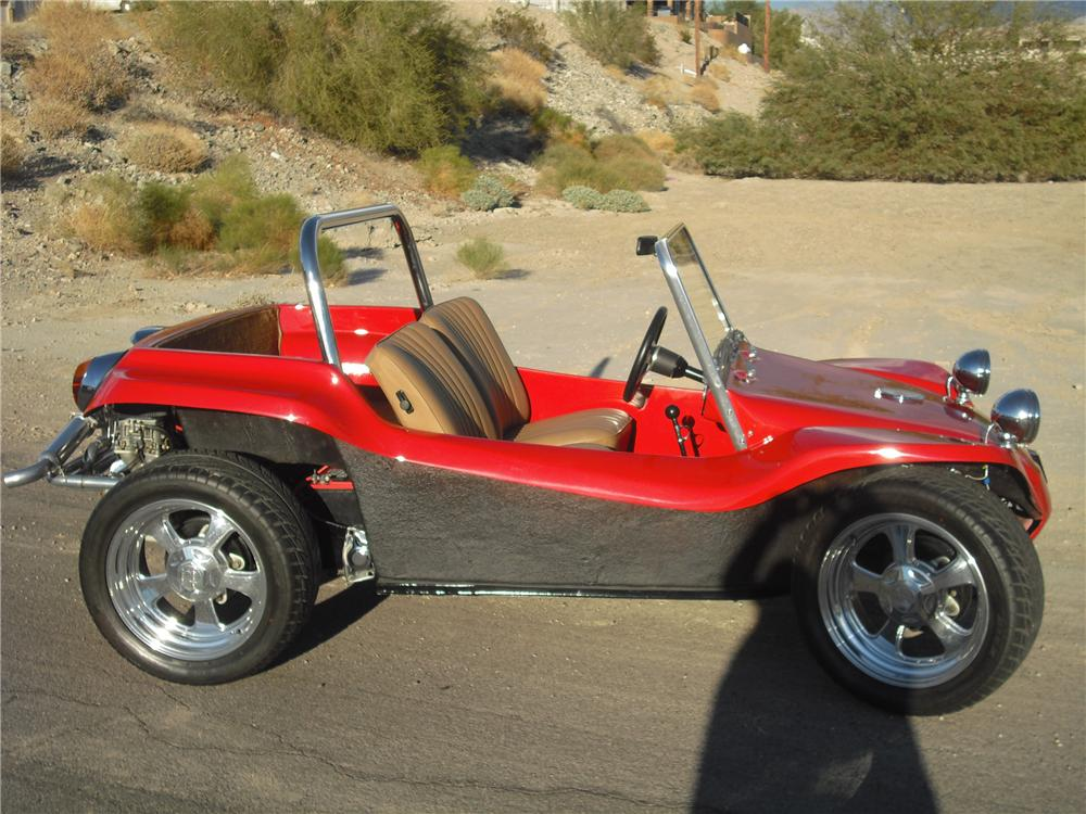 2002 MEYERS MANX CUSTOM DUNE BUGGY - Side Profile - 97065