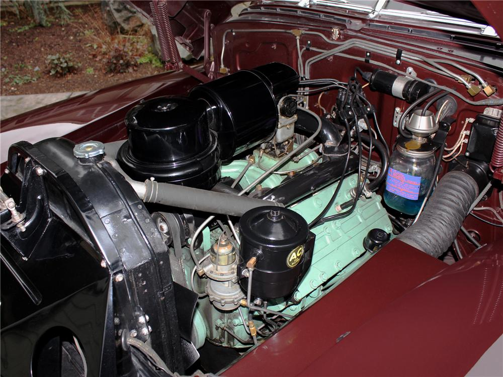 1947 CADILLAC SERIES 62 CONVERTIBLE - Engine - 97071