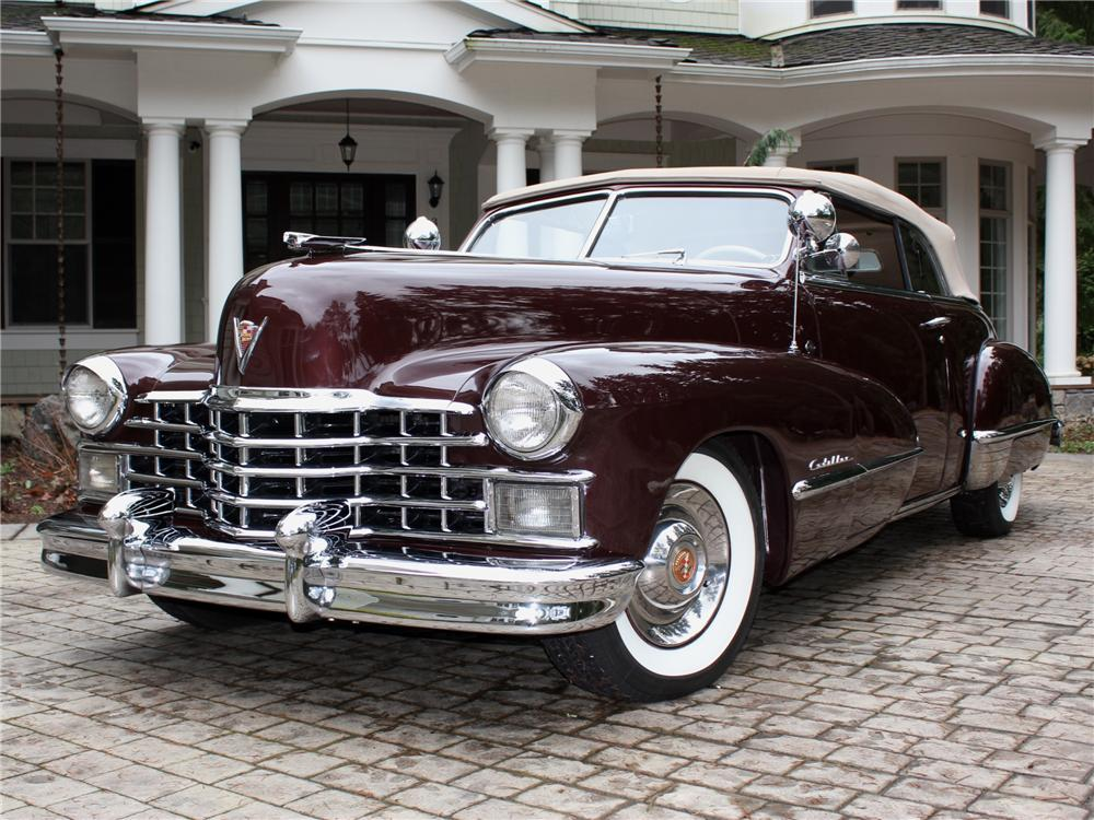 1947 Cadillac Series 62 Convertible 97071