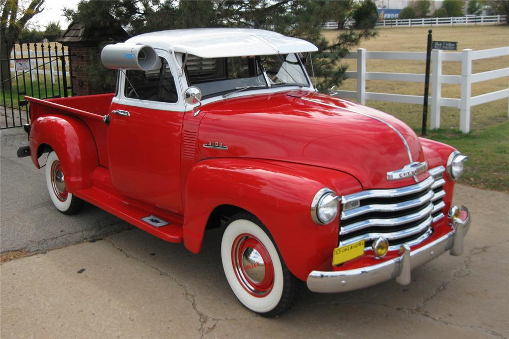 1953 chevrolet 3100 5 window short narrow bed pickup 97084 for 1953 chevy 5 window pickup