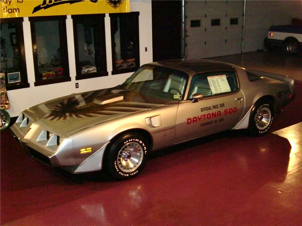 1979 PONTIAC FIREBIRD TRANS AM 10TH ANNIVERSARY COUPE - Front 3/4 - 97207