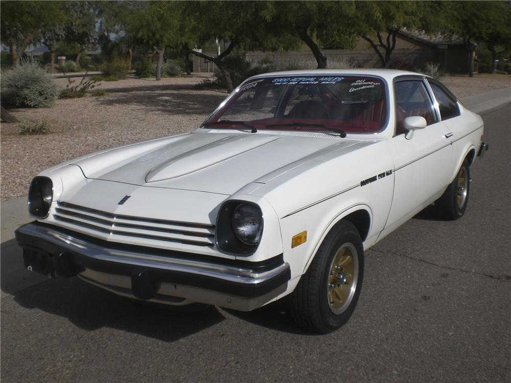 1976 CHEVROLET VEGA COSWORTH 2 DOOR - Front 3/4 - 97224