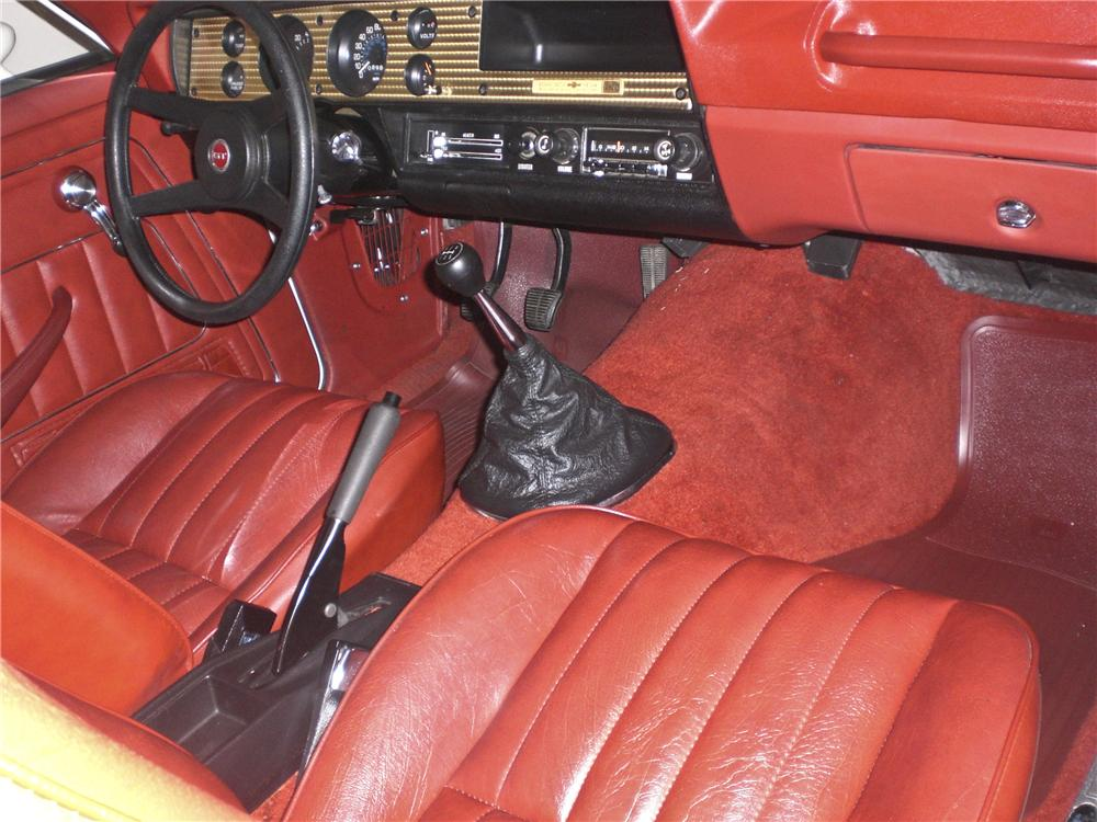 1976 CHEVROLET VEGA COSWORTH 2 DOOR - Interior - 97224
