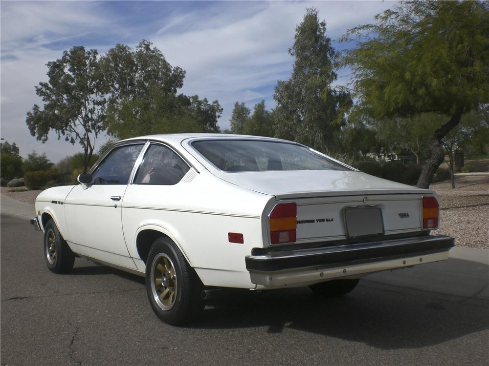 1976 CHEVROLET VEGA COSWORTH 2 DOOR - Rear 3/4 - 97224