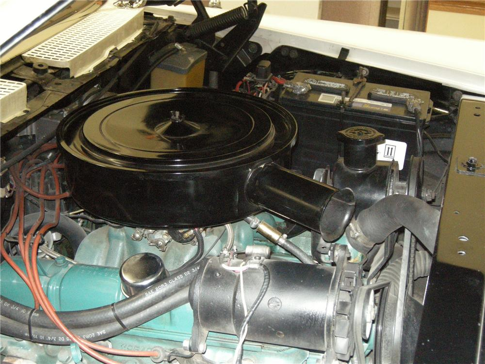 1959 BUICK LE SABRE CONVERTIBLE - Engine - 97236