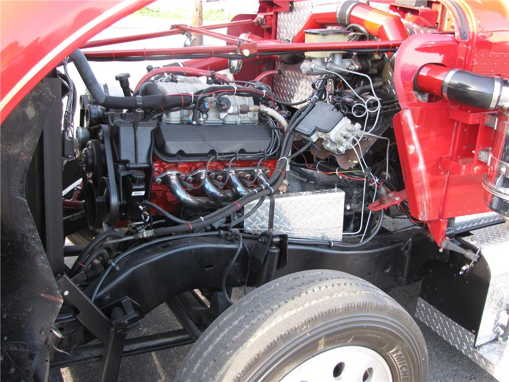 2000 CHEVROLET CUSTOM TRUCK - Engine - 97252