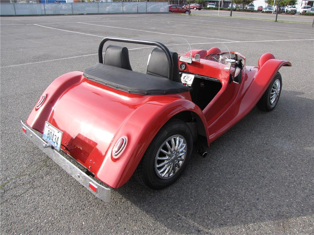1979 CUSTOM ROADSTER - Rear 3/4 - 97256