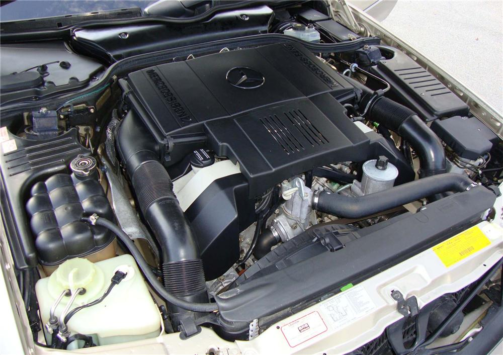 1994 MERCEDES-BENZ 500SL ROADSTER - Engine - 97385