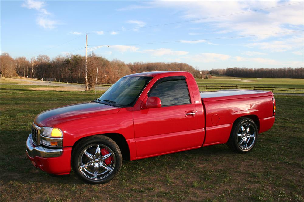 2005 GMC CUSTOM TRUCK - Side Profile - 97386